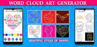 <b>Word Cloud</b> Art Generator - Apps on Google Play