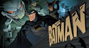 The batman cartoon