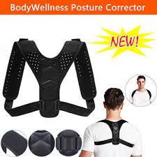 BodyWellness <b>Posture</b> Corrector Adjustable <b>Size Large Size Back</b> ...