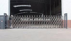 desain pintu gerbang lipat: Listrik geser lipat pagar gerbang design j1430 gerbang id produk