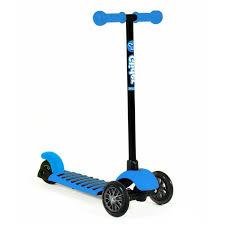 Купить <b>Самокат 3-х колесный GLIDER</b> MINI blue по цене 2 249 руб.