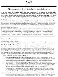 Breakupus Personable Resume Sample Manufacturing And Operations     Break Up