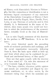 the project gutenberg ebook of socialism positive and negative i am aware of the fact that in the preface of his socialism utopian and scientific engels apparently identifies the materialistic conception 28