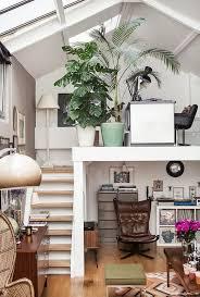 Idee Per Ufficio In Casa : Ufficio sul soppalco idee da sogno cui trarre ispirazione