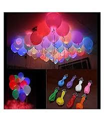 <b>ROUND</b> LED Balloons, Size: <b>12 Inch</b>, Packaging Type: <b>5 Pcs</b>, Rs 10 ...