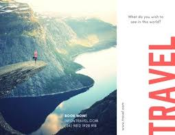 Customize 841+ Brochures Templates Online - Canva
