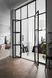 white kitchen windowed partition wall:  ideas about glass partition wall on pinterest glass partition glass walls and frosted glass
