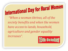 international day for rural women essay speech quotes slogan  international day for rural women essay