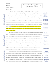 example of essay paragraph template example of essay paragraph