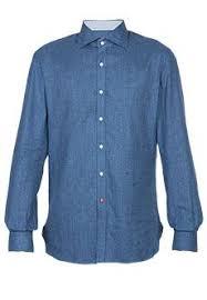 <b>Рубашка ISAIA</b> от 22950 р., купить со скидкой на utro.ru