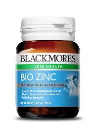 Blackmores Bio Zinc - Blackmores