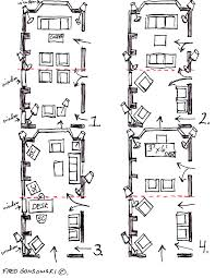 furniturecool narrow room furniture layout best house design and plans how arrange long living arrange cool