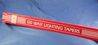 Image result for candle lighting tapers
