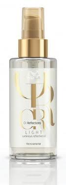OIL REFLECTIONS LIGHT <b>Легкое масло для придания</b> блеска ...