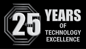 industry specific automation automated manufacturing systems demco 25 year logo