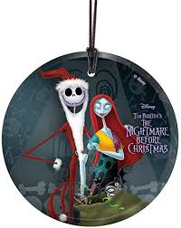 Nightmare Before <b>Christmas</b> (<b>Santa</b> Jack and Sally) StarFire <b>Prints</b> ...