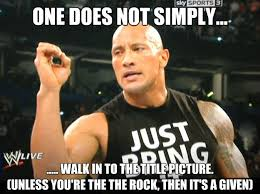 "Only the ""Great One"" 