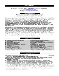 Top Sales Resume Templates  amp  Samples Resume Target