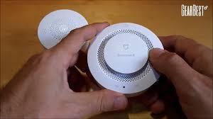 Xiaomi Mijia <b>Honeywell Fire Alarm</b> Detector <b>Smoke</b> Sensor white ...