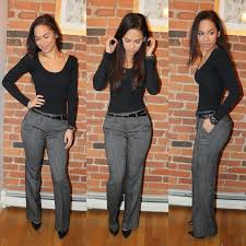best business casual outfit ideas bags grey and pants a little bit of lacquer work it wednesday no 22