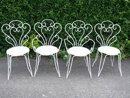wrought iron patio furniture model