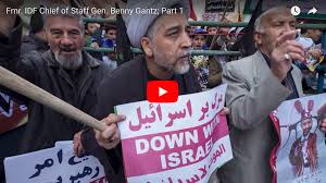 Fmr. IDF Chief of Staff Gen. Benny Gantz; Part 1 | Christians United ...