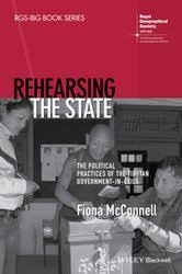 <b>Rehearsing the</b> State eBook by <b>Fiona McConnell</b> - 9781118661222 ...