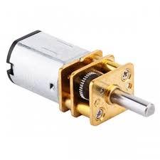 <b>N20</b>-12V-600 Rpm <b>Micro</b> Metal <b>Gear</b> Motor - Robu.in   Indian Online ...
