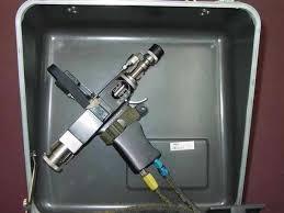Military immunization <b>injection</b> gun Jet <b>Injector</b>, <b>Tea</b> Bagging, Hand ...