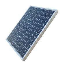 <b>40W</b>/<b>12V</b> Polycrystalline <b>Solar Panel</b>, Rs 1520 /piece, Vam Solar ...
