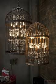 Pendant Lamp <b>Cage Chandelier</b> by <b>KARE</b> Design #<b>KARE</b> ...