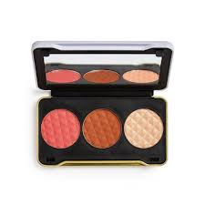 Revolution Makeup <b>Палетка</b> для макияжа <b>лица</b>: румяна, бронзер ...