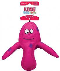 <b>Kong Игрушка</b> для собак <b>Belly Flops</b> Осьминог 19 х 17 см купить ...
