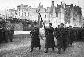 Znalezione obrazy dla zapytania wojsko polskie wberlinie
