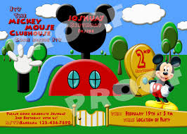mickey mouse birthday invitations templates eysachsephoto com mickey mouse birthday invitations templates