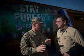 u s department of defense photo essay u s deputy defense secretary ash carter speaks u s army maj gen james mcconville