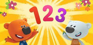 Мимимишки: Учим цифры! <b>Игры для малышей</b> от 2 лет. - Apl <b>di</b> ...
