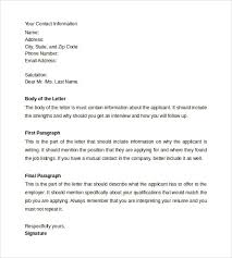 resume cover letter      samples   examples  amp  formatssample resume cover letter format