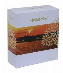 <b>Чай HELADIV HD BLACK TEA черный</b> 100 пак(Акция)