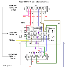 jeep wj wiring diagram jeep wiring diagrams mopar connector 82207541 jeep wj wiring diagram mopar connector 82207541