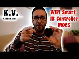 Moes WiFi Smart IR Controller #moes #amazon #moeshous ...