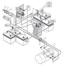 ezgo golf cart wiring diagram ezgo pds wiring diagram ezgo pds 36v Golf Cart Wiring Harness ezgo golf cart wiring diagram wiring diagram for ez go 36volt systems with resistor 36 volt golf cart wiring diagram
