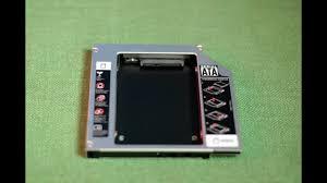 Замена DVD привода на дополнительный <b>SSD</b>/HDD на ноутбуке ...