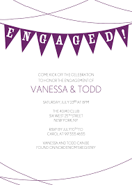 cheap and mini st engagement party invitations template cheap and mini st engagement party invitations template purple color scheme