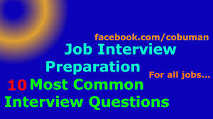 top 10 interview questions and answers job interview preparation top 10 interview questions and answers job interview preparation