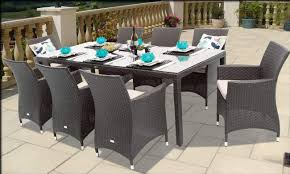 weather wicker patio dining set sunbrella patio dining set person classic outdoor dining chairs sets