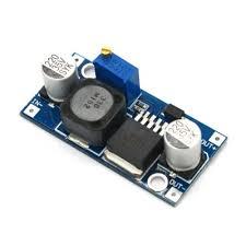 <b>DC</b>-<b>DC</b> Boost Converter Step-Up Power Module Output <b>5V</b>-<b>35V</b>
