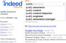 indeed resume search resume indeed