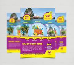 travel tour flyer templates by creative touch graphicriver travel tour flyer templates holidays events 01 screenshot jpg 02 screenshot jpg