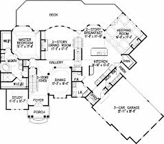 Plan W GE  Three Bedroom Splendor   Options   e    A highlight of this design is the dramatic great room   two story ceilings and a beautiful gently curved wall of windows  This sense of volume is carried